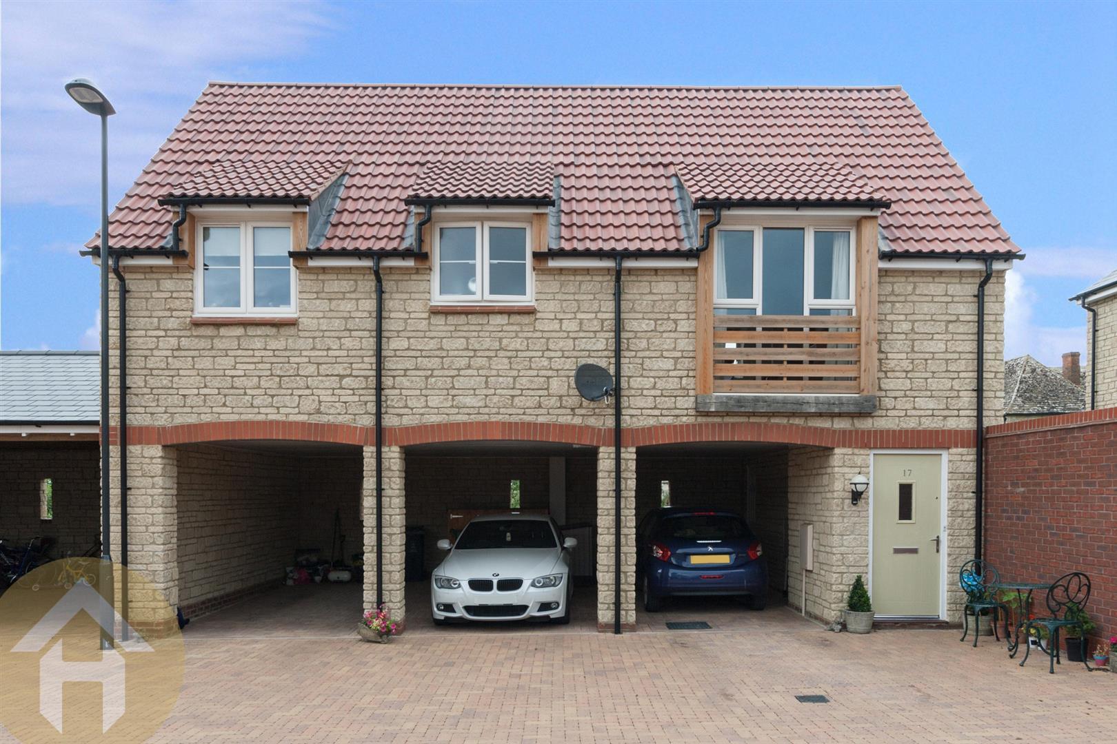 2 Bedrooms Property for sale in Tadpole Garden Village, Swindon